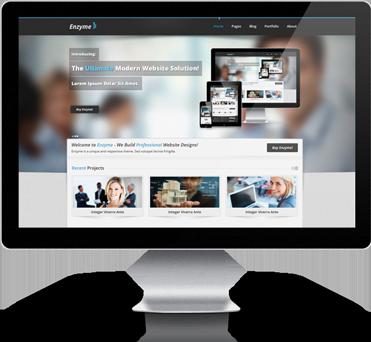diseño web moderno y responsive
